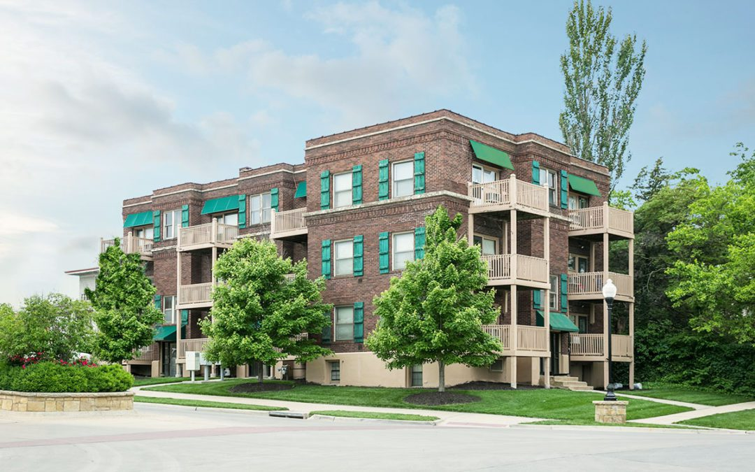 Oread Apartments