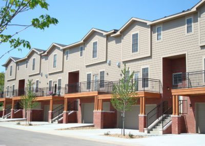 Overland Pointe Townhomes